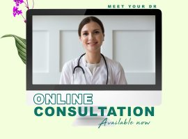 Online Consultation – Available Now